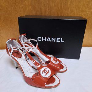 Chanel Patent Leather Heels
